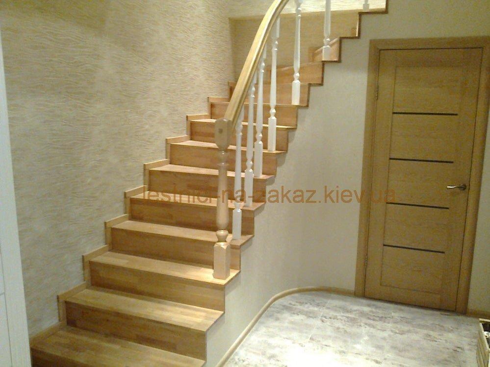 лестница из бетонна на заказ