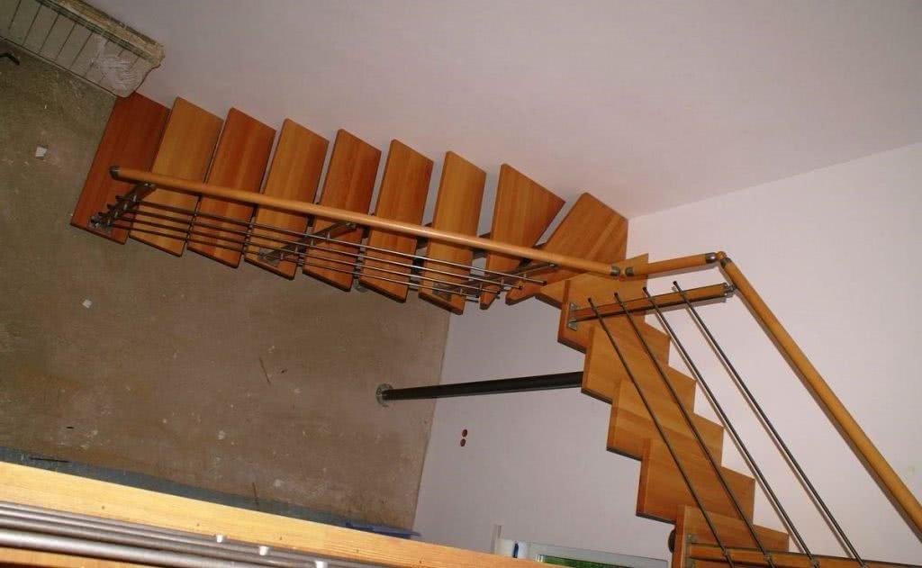 изготовление металлических лестниц эконом класса