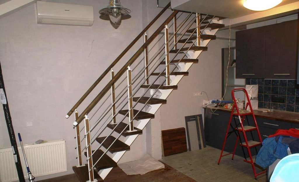 декорирование лестниц