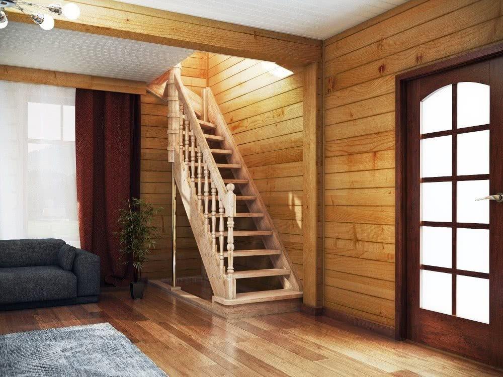 прокт открытой лестницы