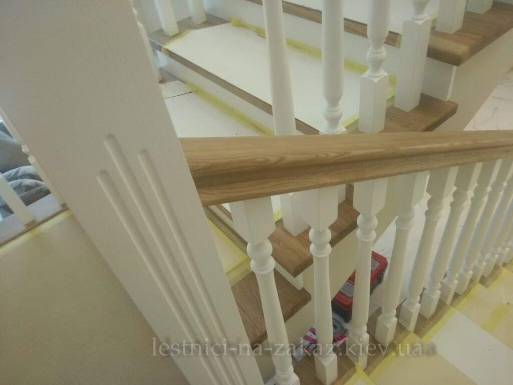 материалы для изготовления перил для лестницы