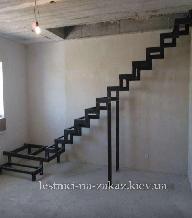 заказать каркасную консульную лестницу в Киеве