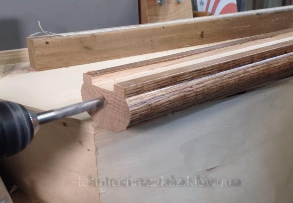 качественная древисина для изготовления лестниц на заказ