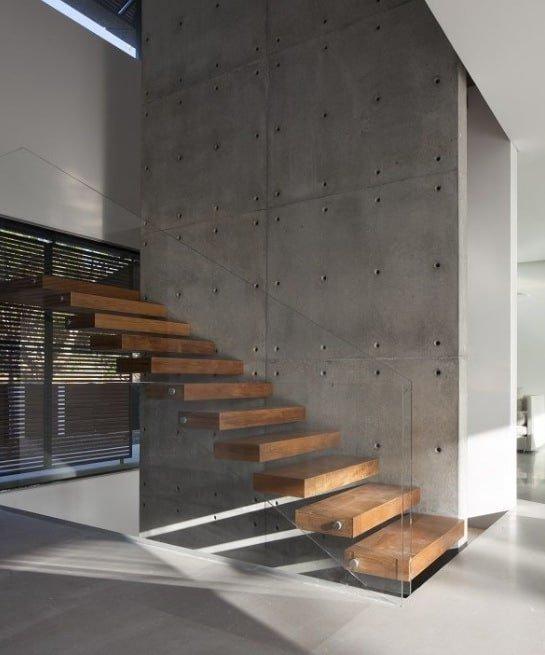 деревянные лестницы дизайн идеи