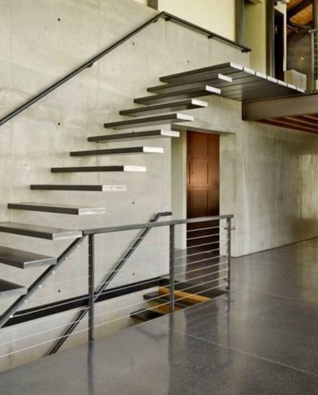 подвесная лестница на заказ