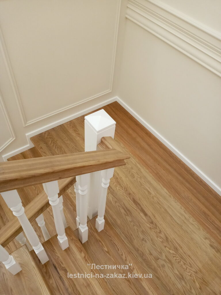 бетонная лестница на заказ ЛЕсники