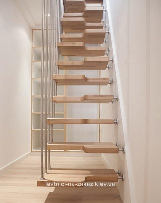 """как выглядит лестница """"утиный шаг"""""""