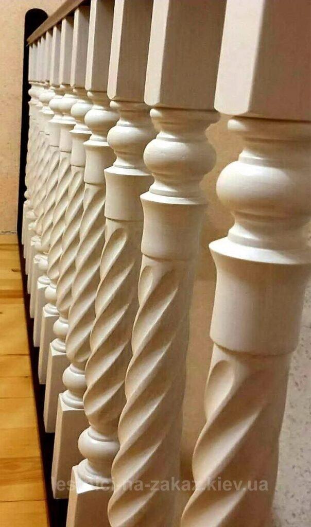 балясина для деревянной лестницы