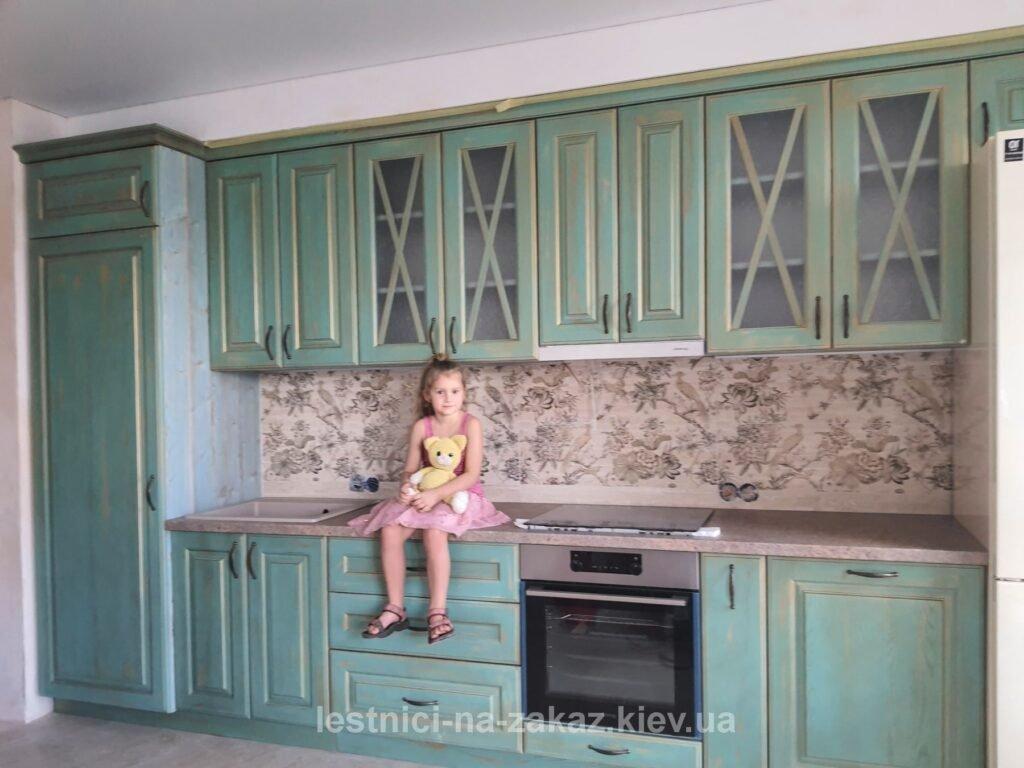 мебель деревянная в стиле кантри