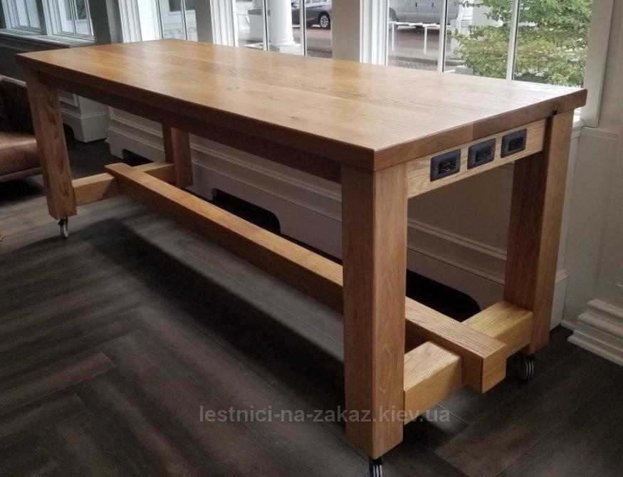 столы в стиле лофт на заказ