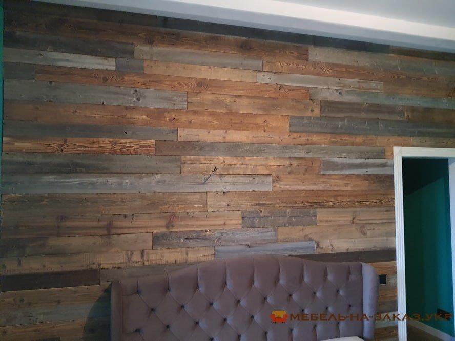 деревянные панели на заказ